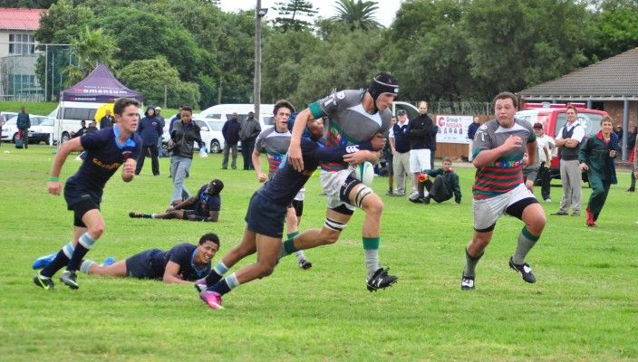 South Africa's TOP 30 School 1st XV Rugby Rankings for 22 April 2013