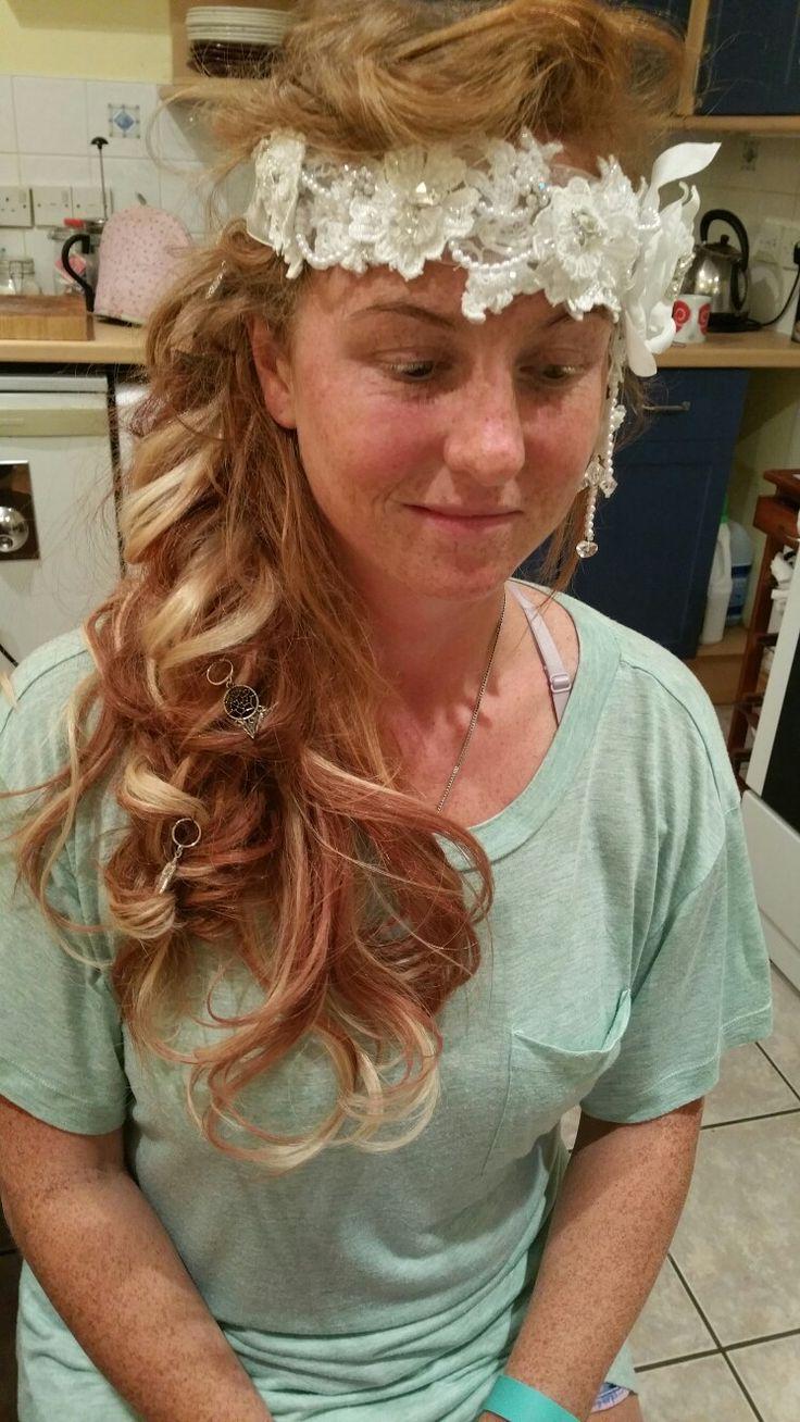 Trial bridal hair by sara bloom bridal hair inspiration