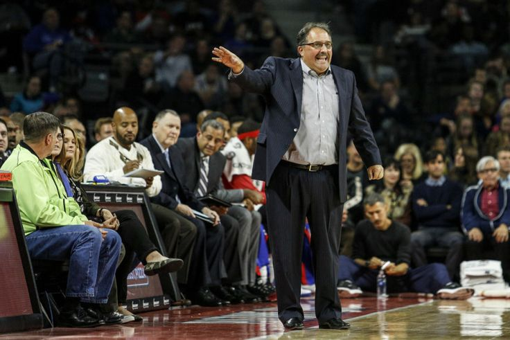 Stan Van Gundy Molding Pistons into His Image - It's been a rough go of it for the Detroit Pistons lately. Last year's team won just 32 games, and, yet, that was.....