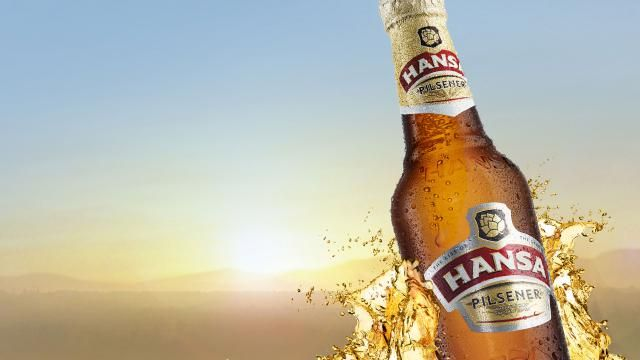 International Beer Day - 10 African Beers: Hansa Pilsener