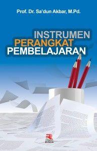 Buku Instrumen Perangkat Pembelajaran Sadun Akbar Prof.Dr.M.Pd