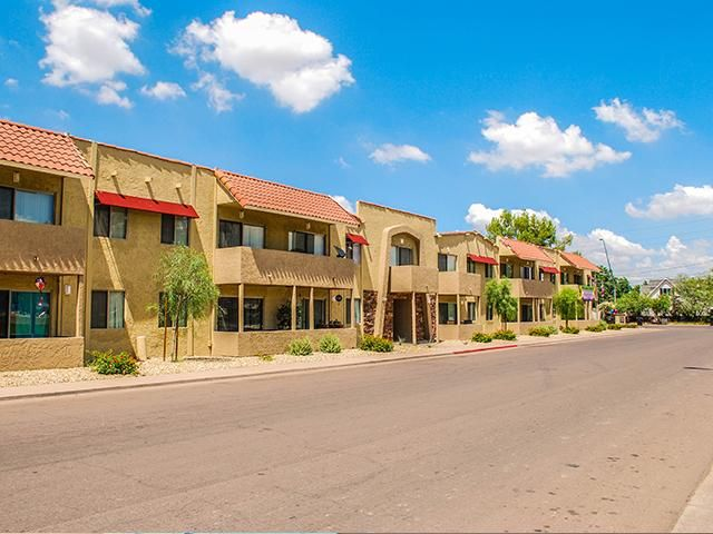 Apartments In Mesa Arizona | Photo Gallery | Park Village Apartments 226 N.  Hobson Street