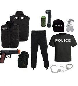 Buy Police Task Force Costume at Army Surplus World | Army Surplus World