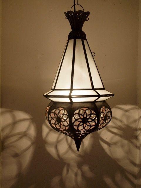 Sharpo Lantern: white
