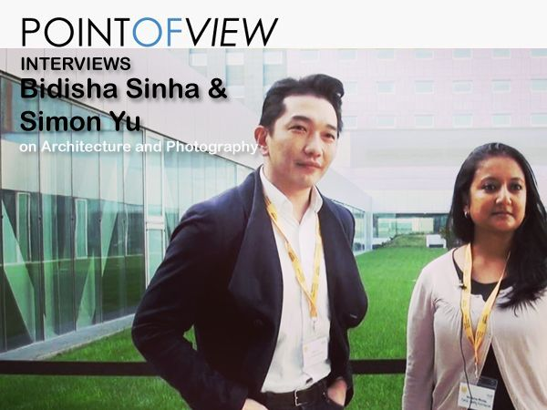 Point of View interviews BIDISHA SINHA & SIMON YU, of Zaha Hadid Architects, on ArchiTecture and Photography.  The whole interview at the Point of View website: http://www.architravel.com/pointofview/interview/bidisha-sinha-simon-yu-architecture-photography/