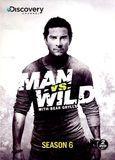 Man vs. Wild: Season 6 [2 Discs] [DVD]