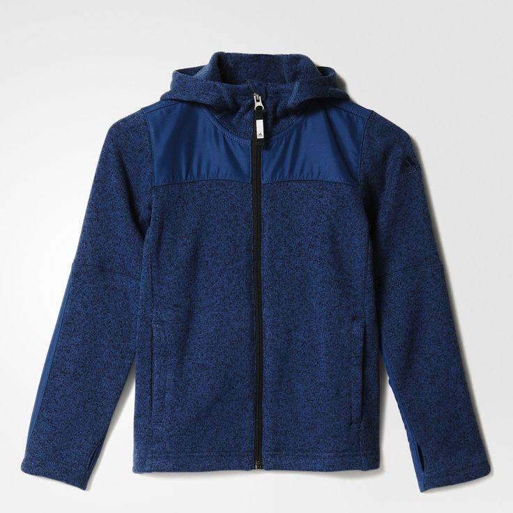Adidas Kapüşonlu Sweatshirt B Hochmoos H - 1