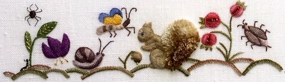 This workshop is aimed at teaching you the complexities of stitching animals and learning to shape them so they look three dimensional and life like using needlelace.