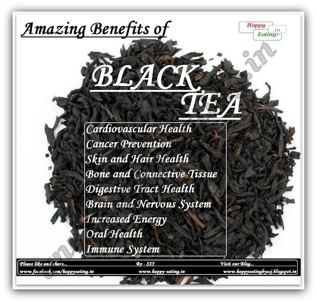 black tea benefits The Health Benefits of Drinking Tea