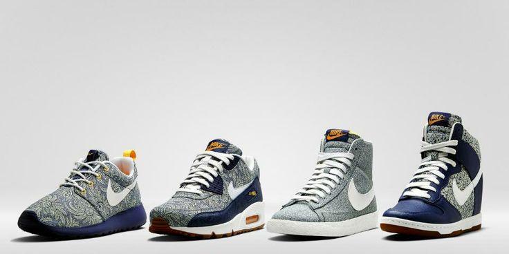 2014 Summer Nike X Liberty