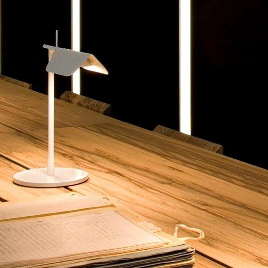 Tab T This Is The Table Lamp Version Of Light Designed By Edward