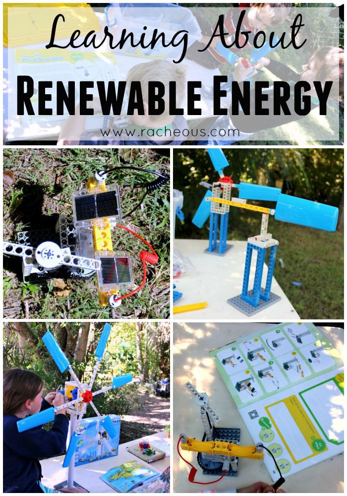 Learning About Renewable Energy