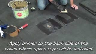 RubberGard™ EPDM Large Hole Repair, via YouTube.