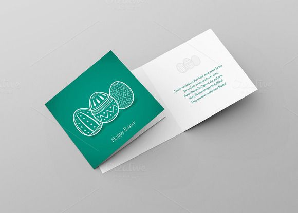 20 best Travel brochure template images on Pinterest Brochures - easter greeting card template