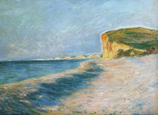 Pourville, near Dieppe, 1882, Claude Monet