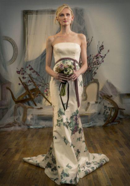 Elizabeth Fillmore Spring 2016 Bridal Collection Find