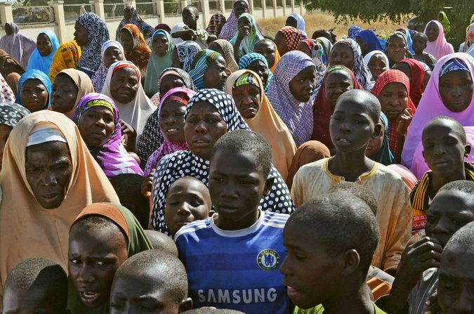 Nicholas Kristof Bring back our girls      email     facebook     twitter     save     more  Continue reading the...