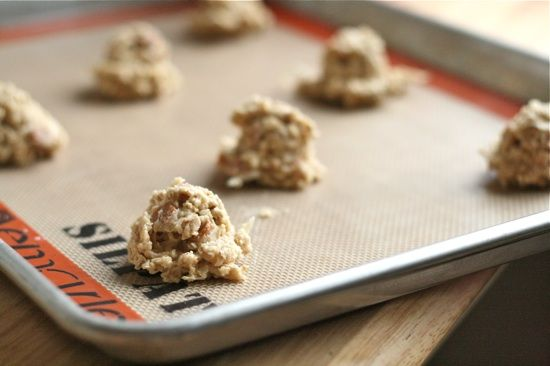 Peanut Butter Coconut Oatmeal Scotchies | Recipe
