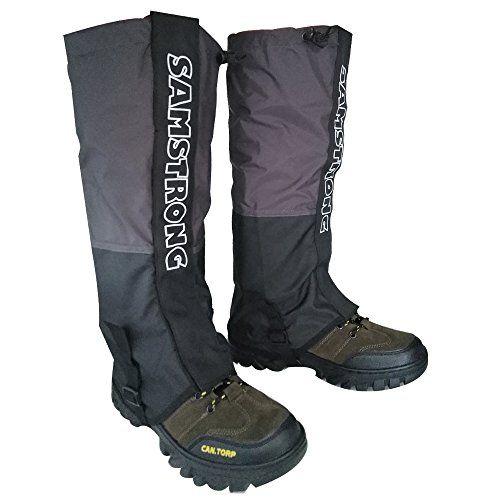 Waterproof Leg Gaiters for men and Womens Running Hiking Walking Mountaineering Lightweight Snowshoes Cover Boot High Gaiters   https://huntinggearsuperstore.com/product/waterproof-leg-gaiters-for-men-and-womens-running-hiking-walking-mountaineering-lightweight-snowshoes-cover-boot-high-gaiters/
