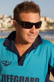 "Ryan ""Whippet"" Clark, Bondi Rescue (also one of the guys from Our Lips Are Sealed) <3"