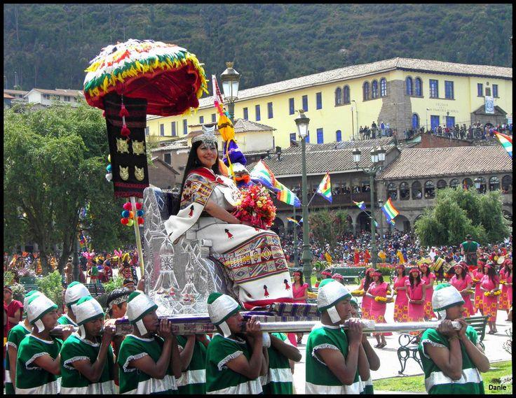Celebración Inti Raymi - Cuzco - Perú