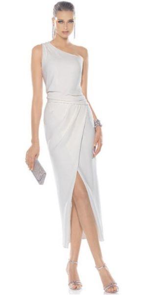 Foto 7 de 12 Vestido de Novia por lo Civil | HISPABODAS