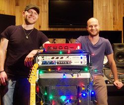 A-Designs Audio Gives Presence To Mr. Christmas - Pro Sound Web