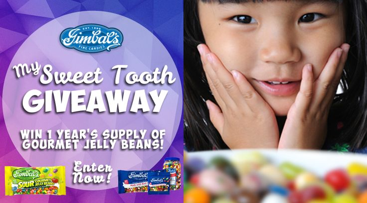 Enter to Possibly win a $250 My Sweet Tooth Giveaway