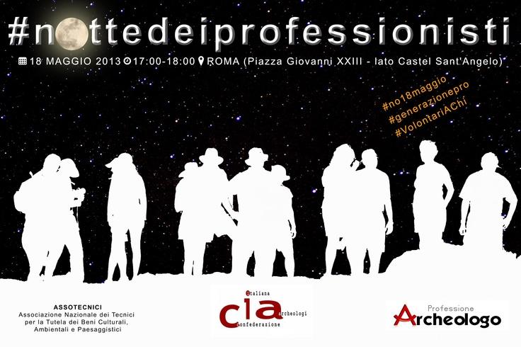 #nottedeiprofessionisti  Soggetto ed elaborazione: Davide Arnesano