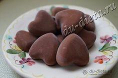 Шоколадно-кофейные конфеты по Дюкану