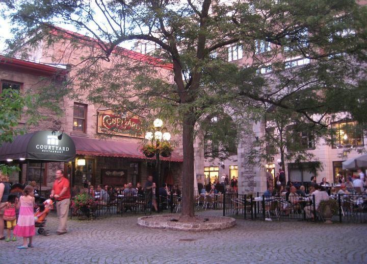 courtyard restaurant ottawa - Google Search