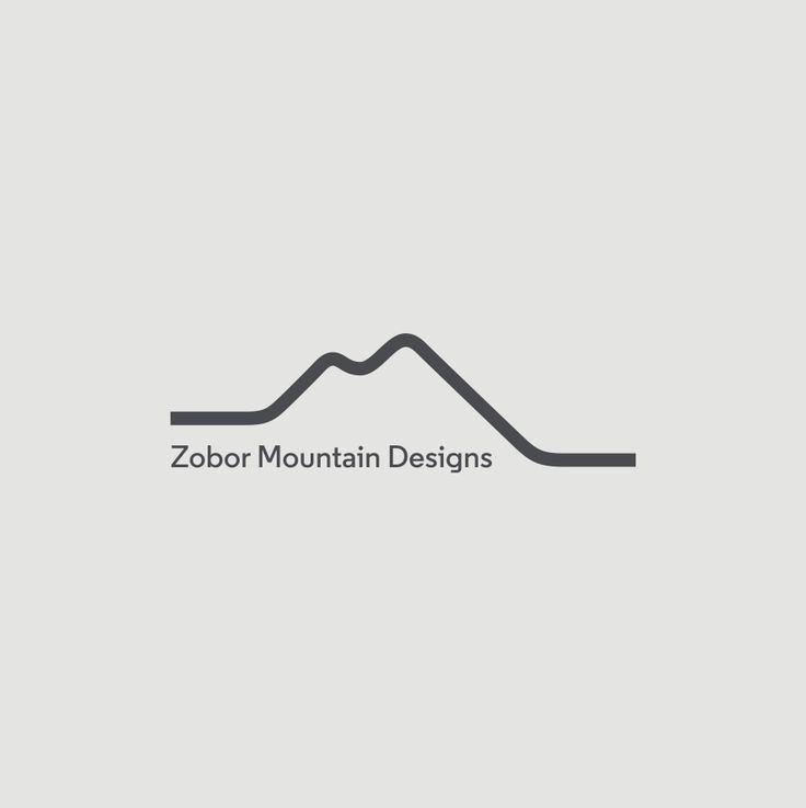 Zobor Mountain Designs logo by Corey Holms