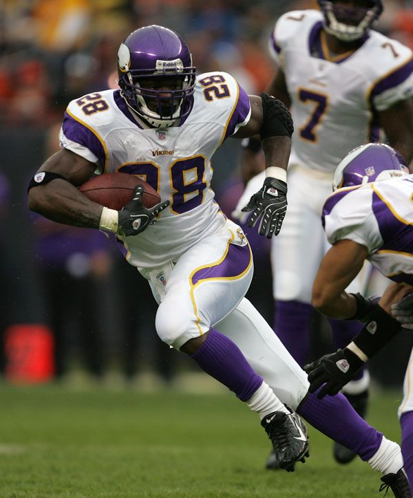 Vikings and Adrian Peterson