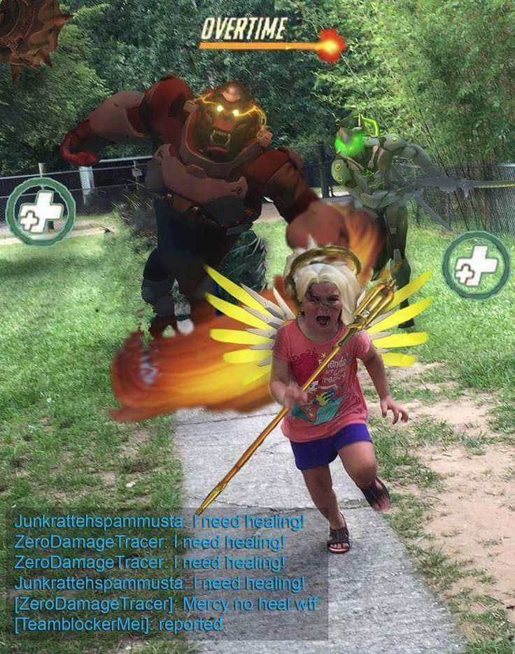 Dank Memes of Overwatch - Overwatch Memes