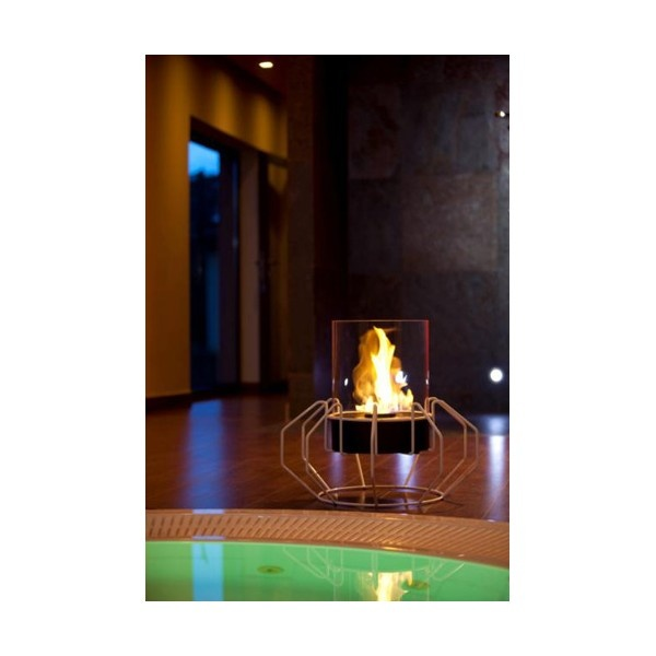 Planika Firesmall bio fireplace @ inamus.com - The biggest fireplace catalog in the world. #fireplace