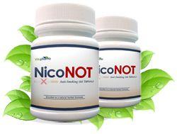 Niconot - Natural stop smoking medicine!  Stop smoking and start living