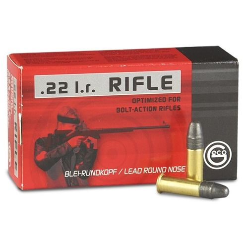 Find the .22lr Rimfire Ammo that you're looking for at http://www.targetsportsusa.com/p-4269-rws-geco-ammo-22-long-rifle-bolt-action-40-grain-lead-round-nose-ammunition-254040050.aspx