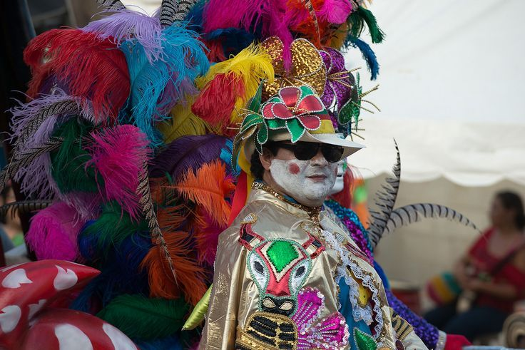 Carnival of Baranquilla, Colombia
