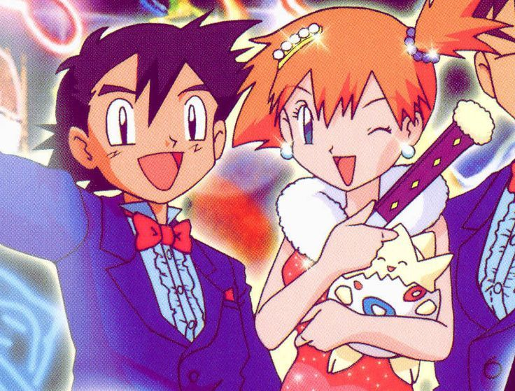 ash ketchum and misty relationship tips