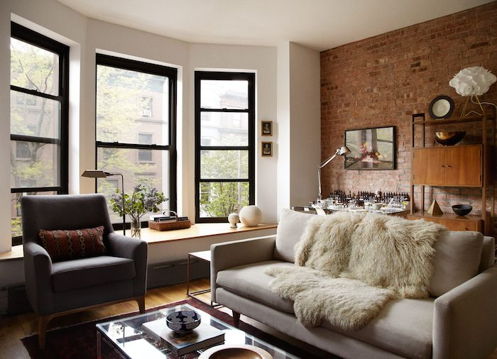 1000 ideas about brownstone interiors on pinterest for Brownstone living room decorating ideas