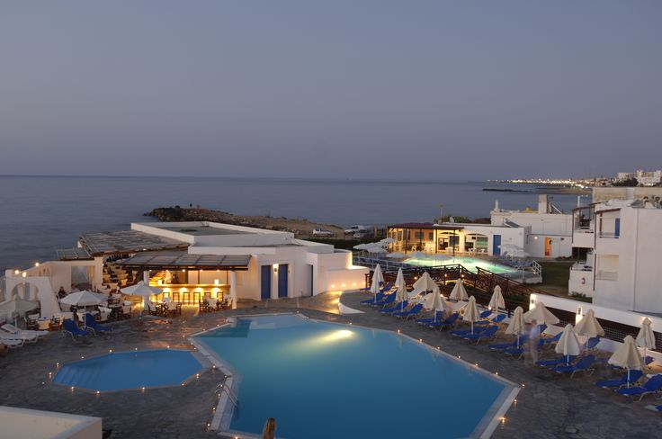 Knossos Beach Hotel pool