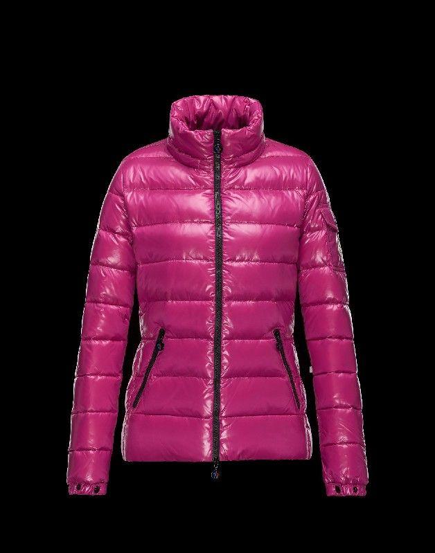 Moncler jacka rosa