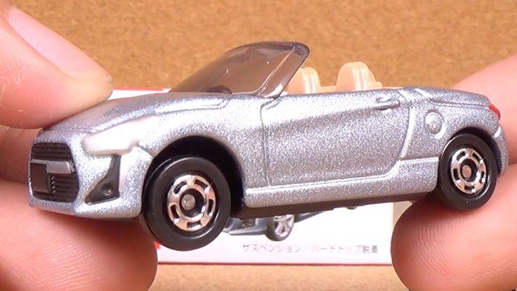 Tomica 052  - Daihatsu Copen (Takara Tomy Japan Toy Car Unboxing)