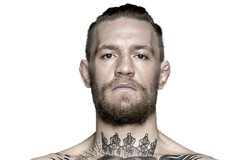 headshot of Conor McGregor - Irish MMA Fighter (best fighter #beard) : if you love #MMA, you'll love the #UFC & #MixedMartialArts inspired fashion at CageCult: http://cagecult.com/mma