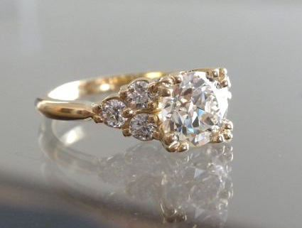 Well-known 317 best || our favorite engagement rings || images on Pinterest  BY92