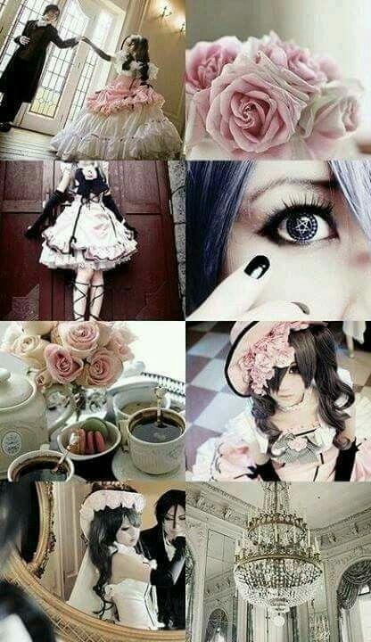 Ciel Phantomhive Vestido De Mujer <3 - Kuroshitsuji