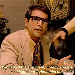 Alex Rocco as Moe Greene in The Godfather (1972)