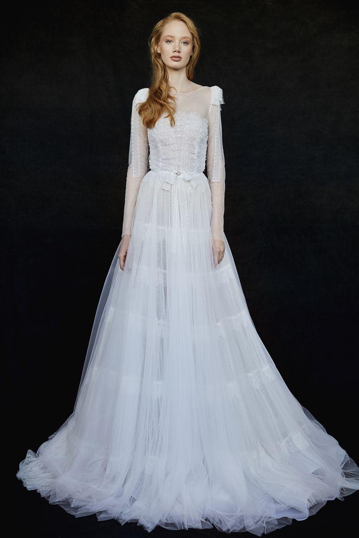 Letitzia Wedding Gown #LetitziaWeddingGown #OtiliaBrailoiuAtelier #weddingdress