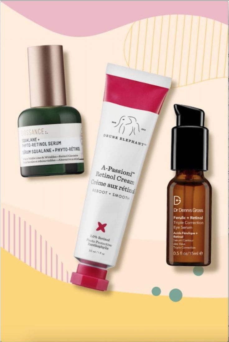 Retinol: your # 1 for wrinkles. Shop our top picks.