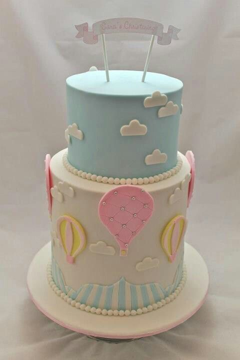 Image result for hot air balloon cake